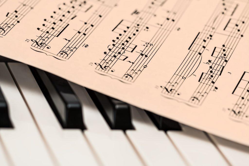 Registro y distribución de obras musicales