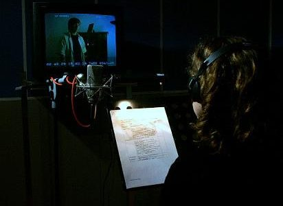Doblaje Cine y Televisión